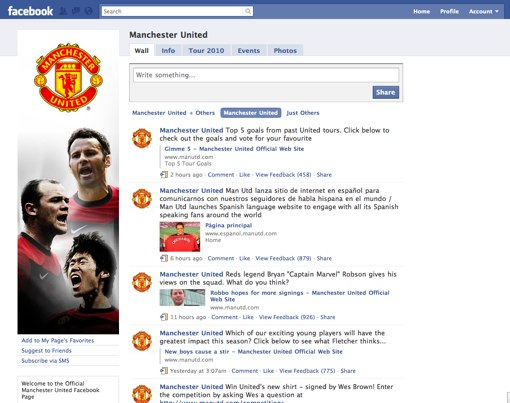 Official Manchester United Website | Tattoo Design Bild